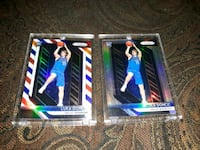 2018 prizm REFRACTOR and prizm red white blue Luka DONCIC RC  Philadelphia, 19120