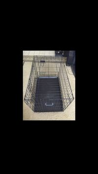 Large dog crate - collapsible  Fairfax, 22030