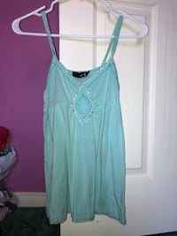 Dynamite light blue tank top Ajax, L1T 4Y8