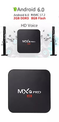 NEW ANDROID TV BOX