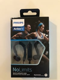 Philips headphones actionfit Стокгольм, 164 44
