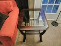Two end tables/ sofa table
