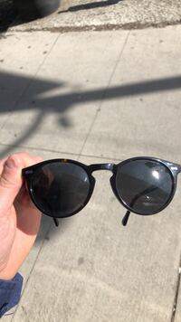 I found these glasses if you can tell me where you lost them I will return them Toronto, M6S 3X4