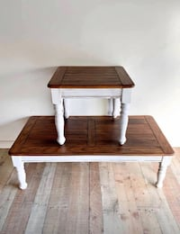 Farmhouse Coffee and end table  North Myrtle Beach, 29582