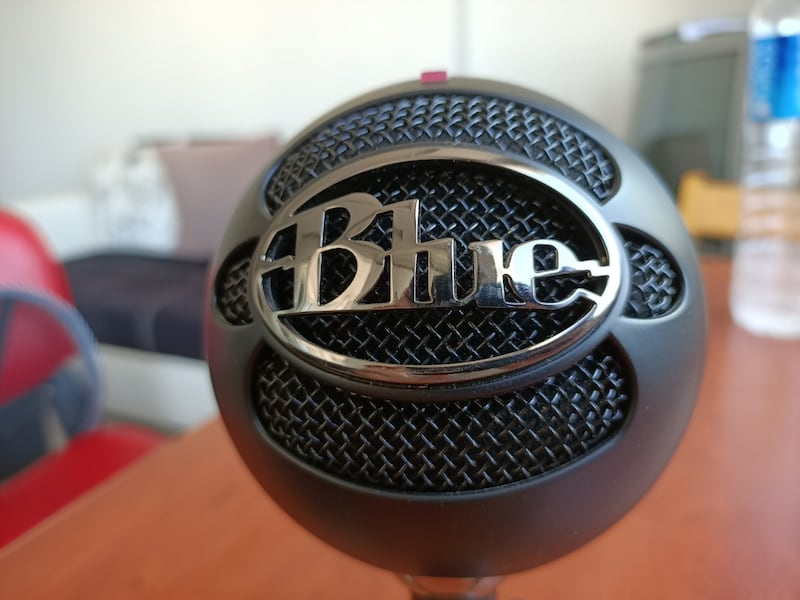 Blue Snowball İce 1
