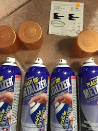 Plasti dip metalizer spray cans  Cortlandt, 10567