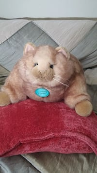 Fat Cat Incredible Petibles     Collectible Webster, 14580
