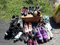Soccer equipment and MISC sports