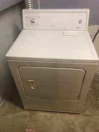 white front load clothes dryer London, N5Z 4B6