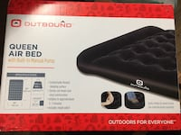 Queen Air Mattress (Available on 26 August) Toronto, M6C 3P8