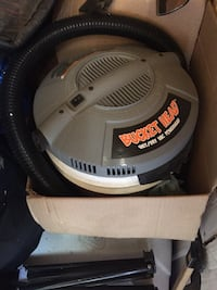 Bucket shop vac Calgary, T2C 1Z2