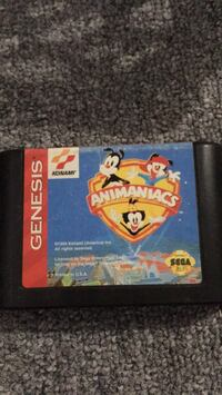 Animaniacs sega Burlington, L7L 1C2