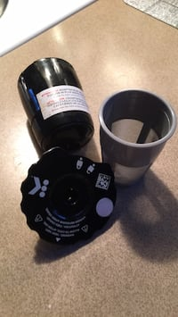 New reusable coffee pod container for keriug Qualicum Beach, V9K