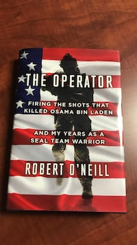 The Operator. The Navy SEAL who shot and killed Osama Bin Laden Lutherville Timonium, 21093