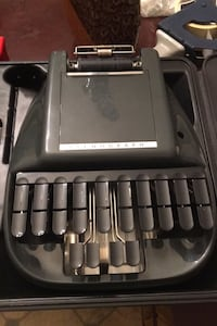 Stenograph machine Stafford, 22554
