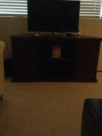 Tv stand not the tv. 3129 km