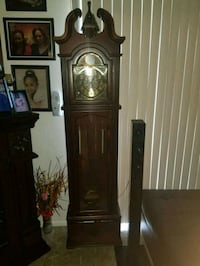 brown wooden grandfather's clock Baton Rouge, 70810