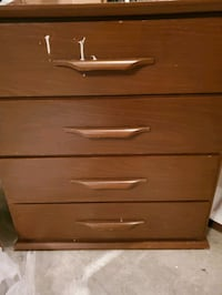 REAL WOOD DRAWER CHEST