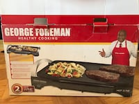 George  Foreman Healthy cooking Bethesda, 20814
