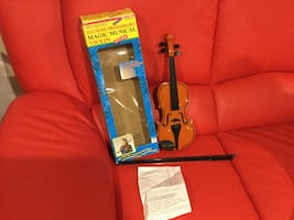 Electronic Magical Musical Violin