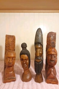 Antique African Statues  Milwaukee, 53225