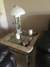 Coffee table and two marble end tables Orlando, 32835