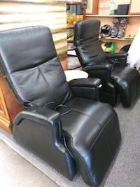 2 Human Touch massage chairs pc  [PHONE NUMBER HIDDEN]  Albuquerque