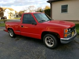 1989 Chevy  WOW Truck c/k 1500