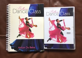 Ballroom Dancing, step by step instructor's book and DVD