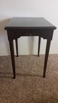 Sale: Antique Style game table with 4 games! Arlington, 22203