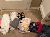 Lot of Toddler Girls 3T Clothes  Virginia Beach, 23464
