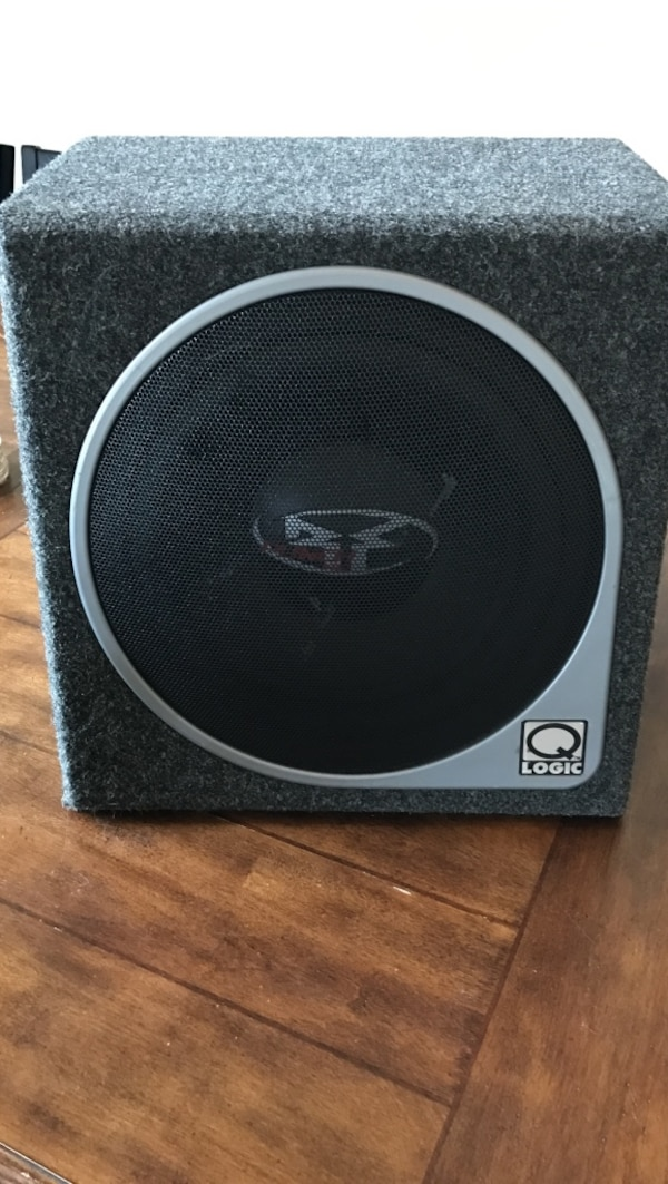 Rockford fosgate punch 2 with box