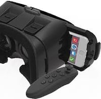 cynoculars virtual reality headset, new. For android and iphone. Montréal, H3N 1H1