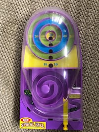 Ideal Spiral Ball Arcade Style Target Game