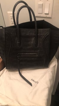 Black Authentic Phantom Céline  Toronto, M5V 1L9