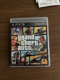 Grand Theft Auto 5 for PS3 Sacramento, 95826