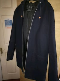 black zip-up jacket West Midlands, B6 5PL