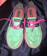 Sperry Top-Sider Bahama girl's size 4.5 Louisville, 40242