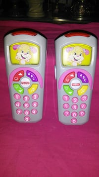 Fisher-Price Remote Control Toy