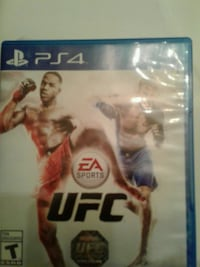 UFC fighting game for ps4  Surprise, 85379