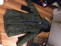 Green Columbia coat, size medium Paris, N3L 1X8