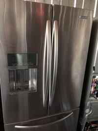 stainless steel french door refrigerator Westminster