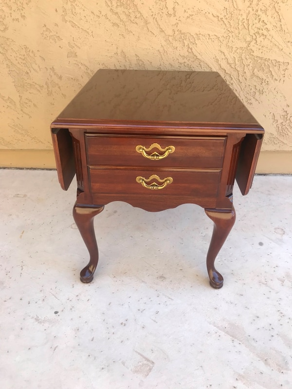 End Table By Thomasville