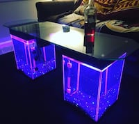 AquaTables - Aquarium Fish Tank Coffee/End Tables/TV Stands/Nightstands-Unique Living Room Furniture Arlington, 22204