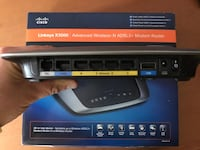 Modem router ADSL Giussano, 20833