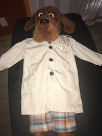 Mcgruff the crime dog hand puppet./make a offer Montgomery, 36116