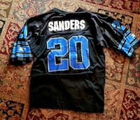 Barry Sanders jersey  Lincoln, 68516