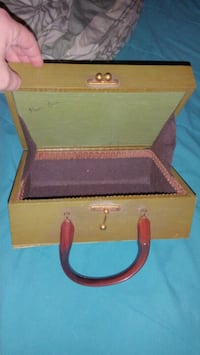 Cigar Box Purse 619 mi