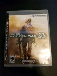 Call of Duty Modern Warfare 2 ps3 Calgary, T1Y 4E2