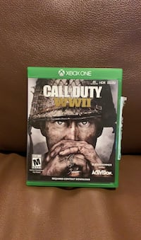 Call of Duty WWII for Xbox One Oneonta, 13820